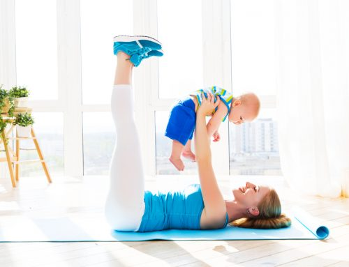 Exercise with a New Born